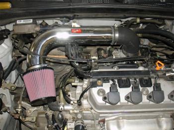 Injen Technology - Injen IS Short Ram Cold Air Intake System (Polished) - Image 2