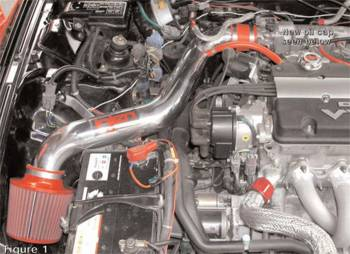 Injen Technology - Injen IS Short Ram Cold Air Intake System (Polished) - IS1720P - Image 2