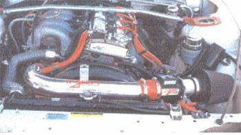 Injen Technology - Injen IS Short Ram Cold Air Intake System (Polished) - Image 2
