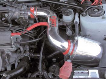 Injen Technology - Injen IS Short Ram Cold Air Intake System (Polished) - IS2040P - Image 2