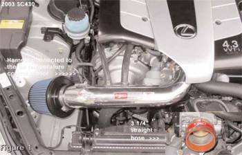 Injen Technology - Injen IS Short Ram Cold Air Intake System (Polished) - IS2095P - Image 2