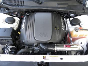 Injen Technology - Injen PF Cold Air Intake System (Wrinkle Black) - PF5061WB - Image 2