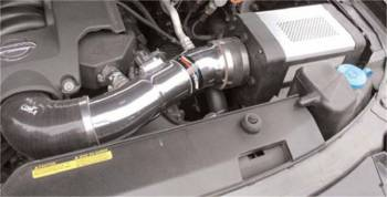Injen Technology - Injen PF Cold Air Intake System w/ Rotomolded Air Filter Housing (Wrinkle Black) - PF1950-1WB - Image 2