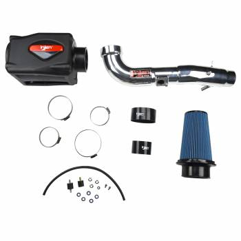 Injen Technology - Injen PF Cold Air Intake System w/ Rotomolded Air Filter Housing (Polished) - Image 2