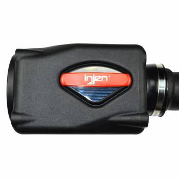 Injen Technology - Injen PF Cold Air Intake System w/ Rotomolded Air Filter Housing (Wrinkle Black) - Image 3