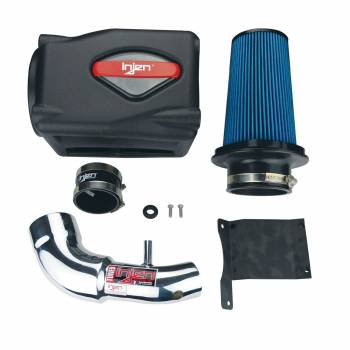 Injen Technology - Injen PF Cold Air Intake System w/ Rotomolded Air Filter Housing (Polished) - PF5002P - Image 2