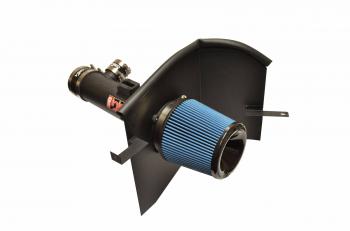 Injen Technology - Injen PF Cold Air Intake System (Wrinkle Black) - Image 1