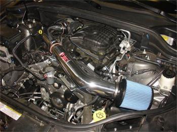 Injen Technology - Injen PF Cold Air Intake System (Wrinkle Black) - PF5020WB - Image 2
