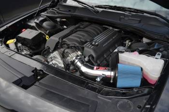 Injen Technology - Injen PF Cold Air Intake System (Wrinkle Black) - Image 4
