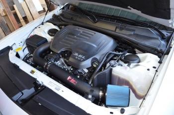 Injen Technology - Injen PF Cold Air Intake System (Wrinkle Black) - PF5072WB - Image 6
