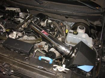 Injen Technology - Injen PF Cold Air Intake System (Wrinkle Black) - PF9014WB - Image 2