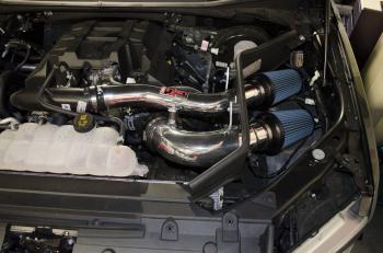 Injen Technology - Injen PF Cold Air Intake System (Polished) - PF9015P - Image 2