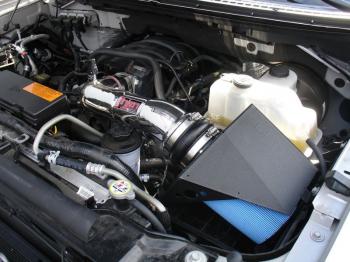 Injen Technology - Injen PF Cold Air Intake System (Polished) - PF9028P - Image 2