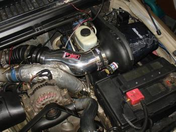 Injen Technology - Injen PF Cold Air Intake System (Wrinkle Black) - Image 2