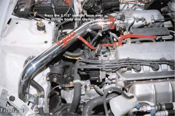 Injen Technology - Injen RD Cold Air Intake System (Black) - RD1550BLK - Image 2
