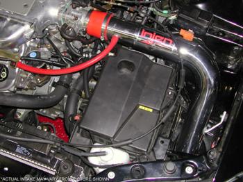 Injen Technology - Injen RD Cold Air Intake System (Black) - RD1660BLK - Image 2