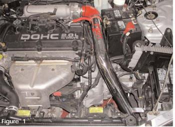 Injen Technology - Injen RD Cold Air Intake System (Black) - RD1880BLK - Image 2