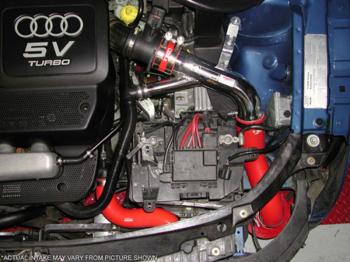 Injen Technology - Injen RD Cold Air Intake System (Black) - Image 2