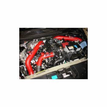 Injen Technology - Injen SES Intercooler Pipes (Wrinkle Red) - Image 2