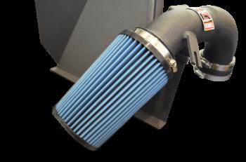 Injen Technology - Injen SP Short Ram Cold Air Intake System (Wrinkle Black) - SP1123WB - Image 4