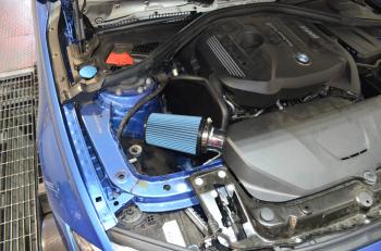 Injen Technology - Injen SP Short Ram Cold Air Intake System (Wrinkle Black) - SP1123WB - Image 6