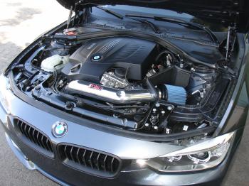 Injen Technology - Injen SP Short Ram Cold Air Intake System (Wrinkle Black) - SP1128WB - Image 4