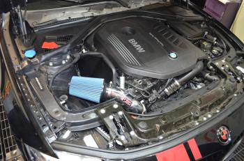 Injen Technology - Injen SP Short Ram Cold Air Intake System (Wrinkle Black) - SP1129WB - Image 5