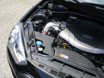 Injen Technology - Injen SP Short Ram Cold Air Intake System (Polished) - SP1392P - Image 2