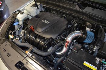 Injen Technology - Injen SP Short Ram Cold Air Intake System (Polished) - SP1333P - Image 2