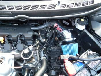Injen Technology - Injen SP Short Ram Cold Air Intake System (Black) - SP1570BLK - Image 2