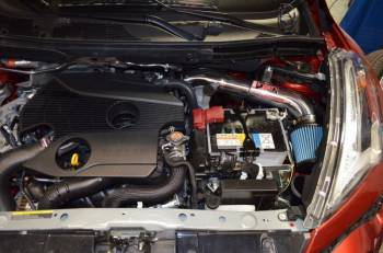 Injen Technology - Injen SP Short Ram Cold Air Intake System (Wrinkle Red) - SP1903WR - Image 2