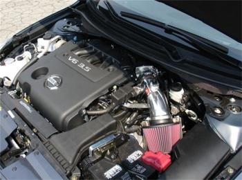 Injen Technology - Injen SP Short Ram Cold Air Intake System (Black) - Image 5