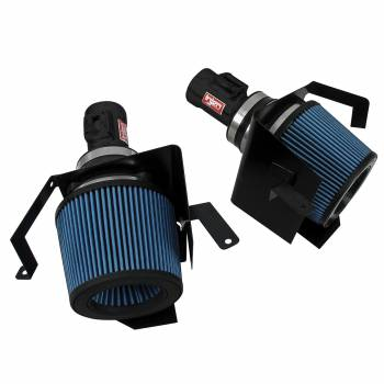 Injen Technology - Injen SP Short Ram Cold Air Intake System (Black) - SP1998BLK - Image 1