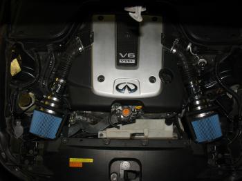 Injen Technology - Injen SP Short Ram Cold Air Intake System (Polished) - SP1998P - Image 2