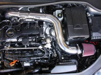Injen Technology - Injen SP Short Ram Cold Air Intake System (Black) - Image 2