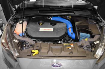 Injen Technology - Injen SP Short Ram Cold Air Intake System (Wrinkle Red) - SP9003WR - Image 5