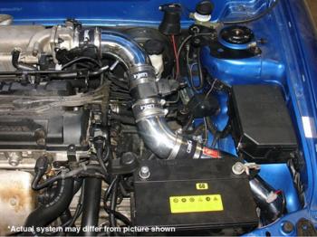 Injen Technology - Injen SP Cold Air Intake System (Black) - Image 2