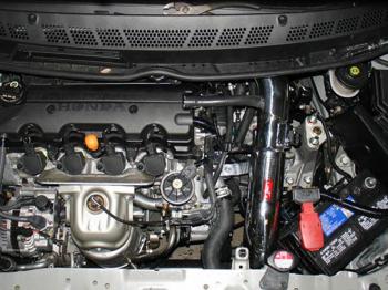 Injen Technology - Injen SP Cold Air Intake System (Black) - SP1569BLK - Image 2