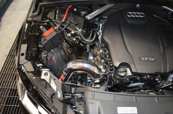 Injen Technology - Injen SP Cold Air Intake System (Wrinkle Red) - Image 6