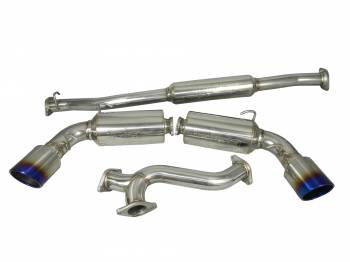 Injen Technology - Injen Performance Exhaust System - SES1230TT - Image 1