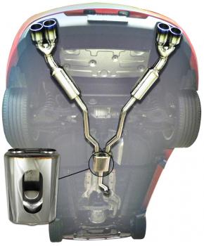 Injen Technology - Injen Performance Exhaust System - Image 3