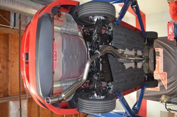 Injen Technology - Injen Performance Exhaust System - SES1573 - Image 2