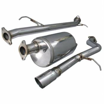 Injen Technology - Injen Performance Exhaust System - SES1726 - Image 1