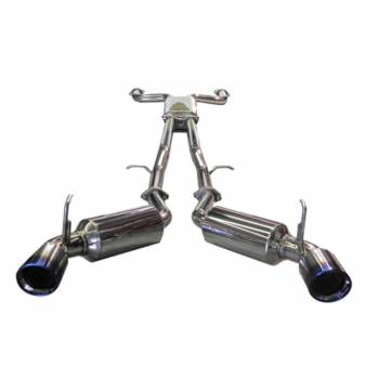 Injen Technology - Injen Performance Exhaust System - Image 1
