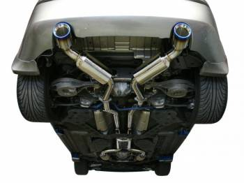 Injen Technology - Injen Performance Exhaust System - Image 2