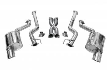 Injen Technology - Injen Performance Exhaust System - SES9201 - Image 1