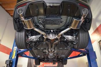 Injen Technology - Injen Performance Exhaust System - SES9201 - Image 2