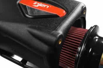 Injen Technology - Injen PF Cold Air Intake System w/ Rotomolded Air Filter Housing (Polished) - PF5005PC - Image 2
