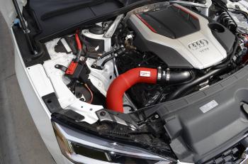Injen Technology - Injen SP Cold Air Intake System (Wrinkle Red) - SP3082WR - Image 5
