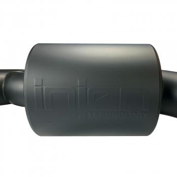 Injen Technology - Injen Dual Exhaust System (Black) - SES5005BLK - Image 3